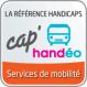 Cap'handeo transport